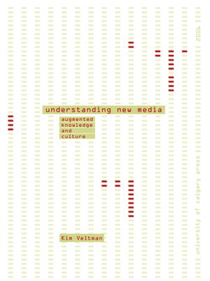 cover image of Understanding New Media
