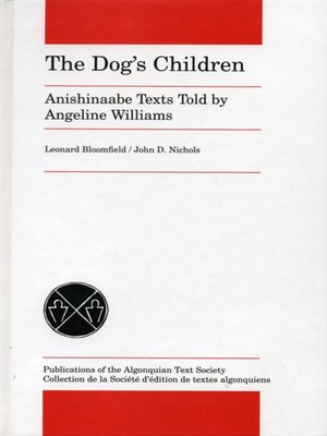 cover image of The Dog's Children