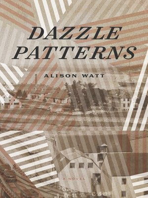 cover image of Dazzle Patterns