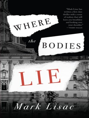 cover image of Where the Bodies Lie