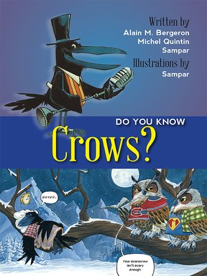 cover image of Do You Know Crows?