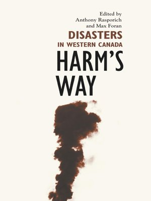 cover image of Harm's Way