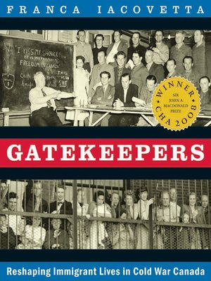 cover image of Gatekeepers