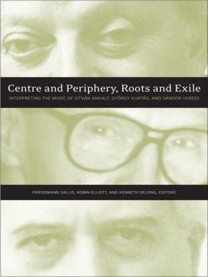 cover image of Centre and Periphery, Roots and Exile