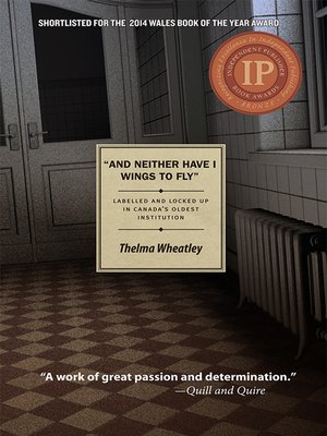 cover image of And Neither Have I Wings to Fly