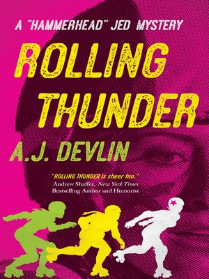 cover image of Rolling Thunder