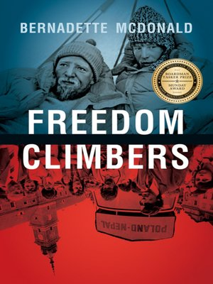 cover image of Freedom Climbers