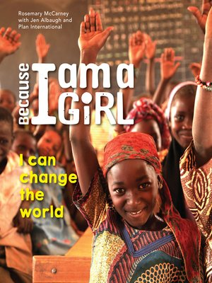 cover image of Because I am a Girl