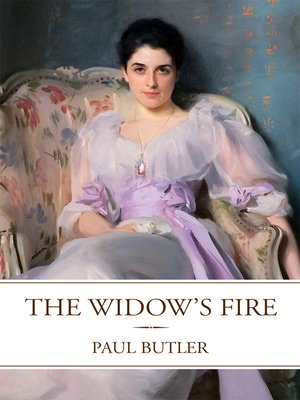 cover image of The Widow's Fire