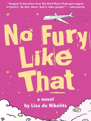 cover image of No Fury Like That