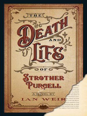 cover image of The Death and Life of Strother Purcell