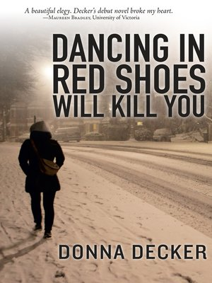cover image of Dancing in Red Shoes Will Kill You