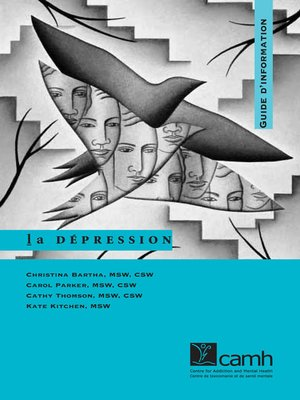 cover image of La dépression