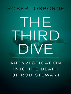 cover image of The Third Dive