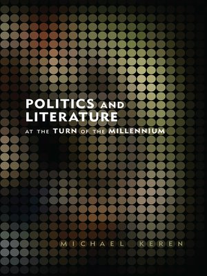cover image of Politics and Literature at the Turn of the Millennium