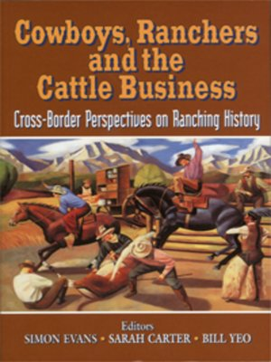 cover image of Cowboys, Ranchers and the Cattle Business