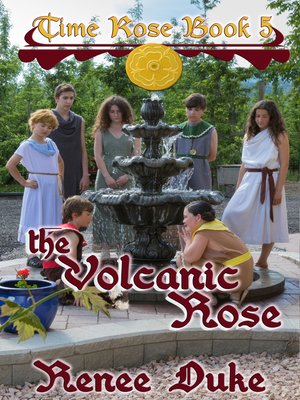 cover image of The Volcanic Rose