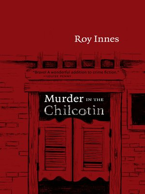 cover image of Murder in the Chilcotin