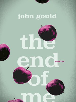 cover image of The End of Me