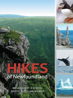 cover image of Hikes of Newfoundland