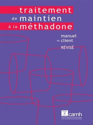 cover image of Traitement de maintien à la méthadone