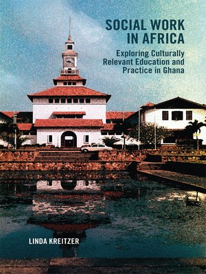 cover image of Social Work in Africa