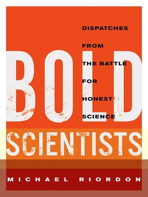 cover image of Bold Scientists