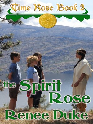 cover image of The Spirit Rose