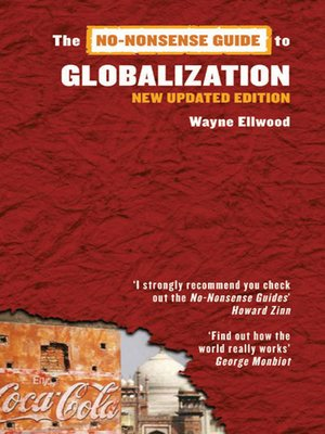 cover image of No-Nonsense Guide to Globalization