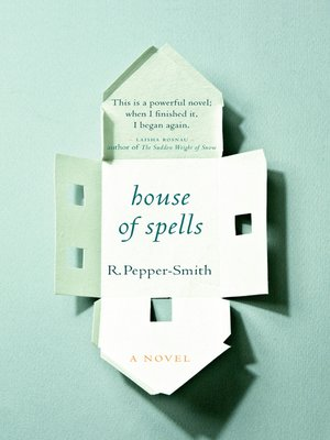 cover image of House of Spells