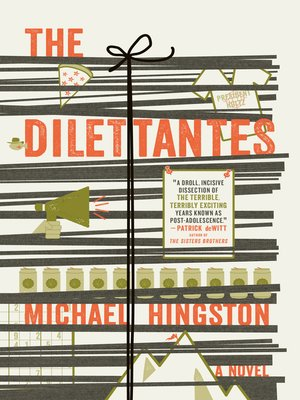 cover image of The Dilettantes