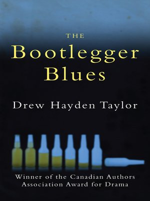 cover image of The Bootlegger Blues