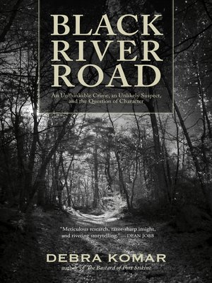 cover image of Black River Road