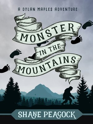 cover image of Monster in the Mountains