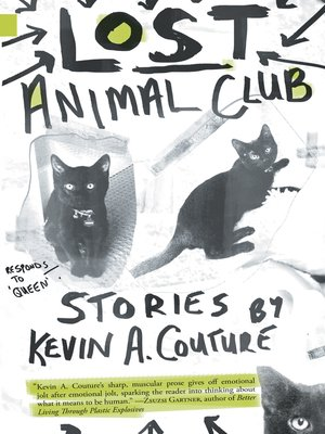 cover image of Lost Animal Club