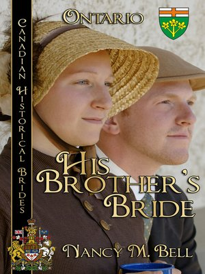 cover image of His Brother's Bride
