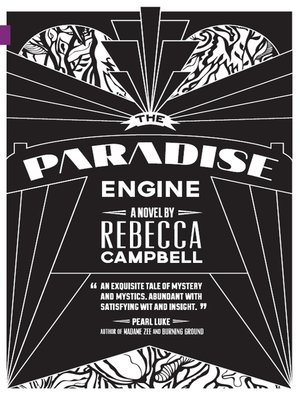 cover image of The Paradise Engine