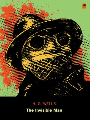cover image of The Invisible Man (AD Classic)