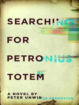 cover image of Searching for Petronius Totem