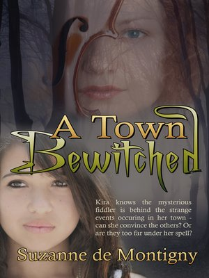 cover image of A Town Bewitched