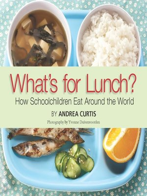 cover image of What's for Lunch?