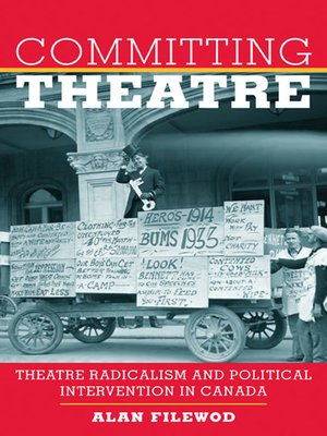 cover image of Committing Theatre