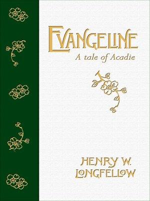 cover image of Evangeline