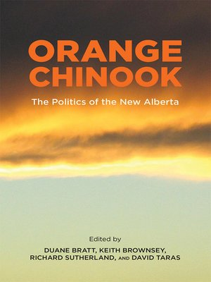 cover image of Orange Chinook