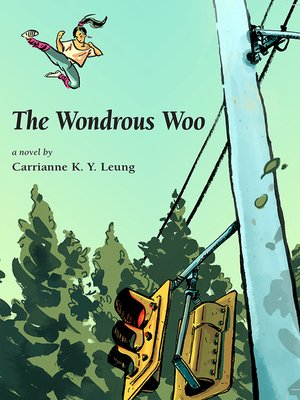 cover image of The Wondrous Woo