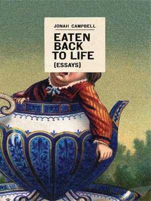 cover image of Eaten Back to Life