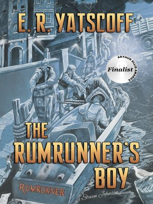 cover image of The Rumrunner's Boy