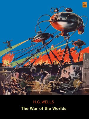 cover image of The War of the Worlds (AD Classic Illustrated)