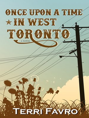 cover image of Once Upon a Time in West Toronto