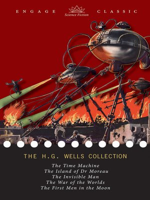 cover image of The H. G. Wells Collection